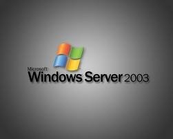 windows2003